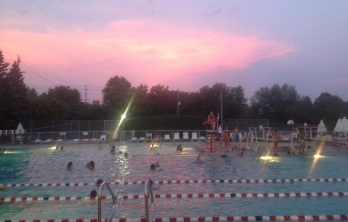 Heart of the Hills Swim Club