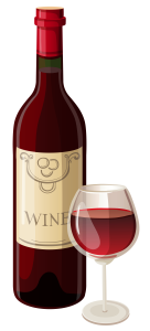 Wine_Bottle_and_Glass_PNG_Vector_Clipart